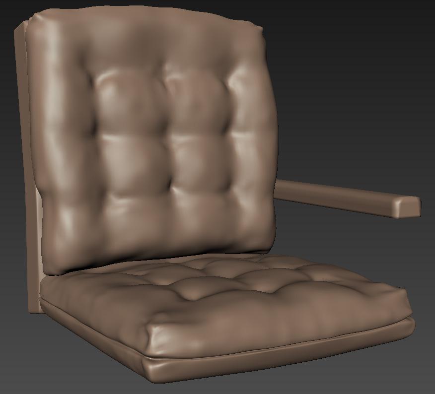 chairRound3_sculptWIP_20131113